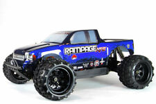 Redcat Racing Rampage XT-E 1/5 Large Scale Brushless Electric Truck BLUE Fast