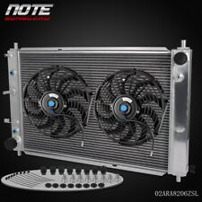 Aluminum Performance Radiator For 97-04 FORD MUSTANG GT/SVT V8 4.6L/5.4L AT+ Fan