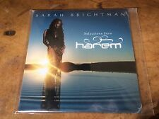 Sarah Brightman - Harem - Selections From.. - 2003 USA Promo Cd. Extremely Rare.