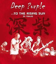 DEEP PURPLE - TO THE RISING SUN (IN TOKYO)  BLU-RAY NEU