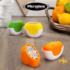 Microplane 47530 Flexi Zest Hand Held Citrus Zester, Assorted Colors
