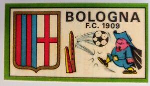 Figurina sticker SCUDETTO BADGE RASO BOLOGNA Calciatori PANINI 1970/71 - NEW