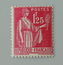 France 1937 1939 370 neuf luxe ** type paix ( 3 )