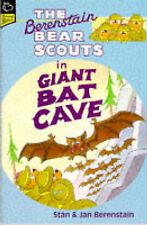 Berenstain Bear Scouts in Giant Bat Cave, Berenstain, Jan, Berenstain, Stan, Ver