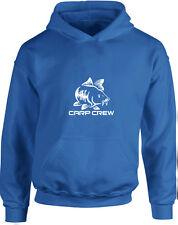 Carp Crew inspired Kids Printed Hoodie Boys Girls Pullover Jumper Hoody Hooded