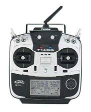 FUTABA 14SG 14SGH HELI RADIO MODE 2 FASST 2.4GHZ RC TRANSMITTER ONLY VERSION !!