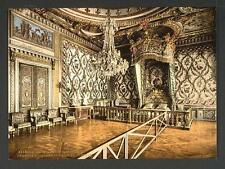 Bedroom Of Marie Antoinette Fontainebleau Palace A4 Photo Print