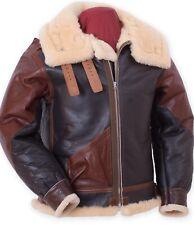 Eastman Leather Werber Sportswear B-3 Flying Jacket Horsehide Shearling  SZ 44