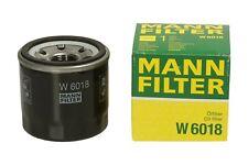 Ölfilter W 6018 MANN-FILTER