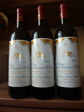 Chateau Mouton 1982 Grand Cru (3 bottles)