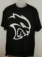 New Dodge Men's SRT Hellcat Redeye Oversized T-Shirt print Size S-4XL