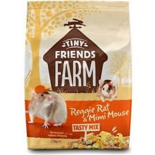 Supreme Tiny Friends Farm Reggie Rat & Mimi Mouse Tasty Mix (BT2204)