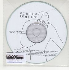 (GN588) Winter, Father Time - 2015 DJ CD