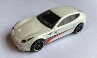2012 Hotwheels Ferrari FF 4x4 White 5 Pack Release! Mint! Very Rare!