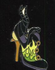 Villain Heels Shoes Mini-pin Booster Maleficent Disney Pin 97742