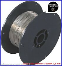 Bobina hilo aluminio TELWIN 802062 Ø 0,8 (0.45 Kg)  tienda Primeraocasion