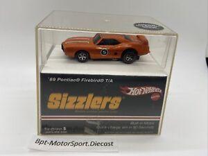Hotwheels Sizzler '69 Pontiac Firebird T/A