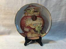 Whimsical World Of Pocket Dragons Raiding The Cookie Jar Dragpon Plate