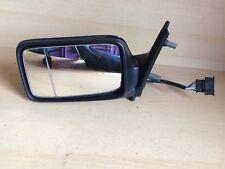 VW Golf 3 Außenspiegel Spiegel elektrisch links 412118221, Riss siehe Foto