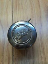 Bicycle bell vintage Peugeot Lion emblem chrome used