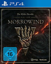 The Elder Scrolls Online: Morrowind (Sony PlayStation 4 Spiel, 2017, USK 16)