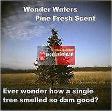 16- Wonder Wafers Mountain Pine Scent~Amazingly Fresh~ Air Freshener