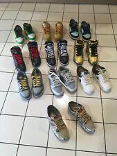 1/6 scale toy sneakers nike dunk sb paris alpha olympic huff Nerd bucks 10 pairs