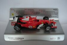Hot Wheels 1:24 Ferrari Career Records Michael Schumacher L6236