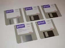 "Set of 5 x 3.5"" Disk Software for Palm Pilot ~ U.S. Robotics ~ New / Unused"