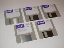 """Set De 5 X 3,5 """"disco software para Palm Pilot ~ U.s. Robotics ~ Nuevo / Sin Usar"""