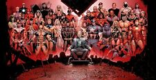 House of M 1-4 COMPLETA + 1 VARIANT (555 pezzi)