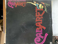 Cabaret - Original Soundtrack Recording -  ABC Records – ABCD 752 - 1972 Vinyl