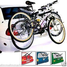 2 Bike  Carrier Car Rack - Rear Mount for MERCEDES-BENZ C-CLASS SALOON 07-ON