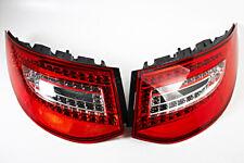 LED Tail Lights Rear Lamps PAIR Fits PORSCHE 911 997 Facelift 2008-2012 OEM
