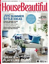 House Beautiful magazine - August 2020 (BRAND NEW / SEALED)
