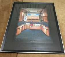 Ned Kelly Parker Hanging Judge Limited Edition Memorabilia HAND SIGNED #550/1500