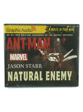 Ant-Man Natural Enemy Audio Book GraphicAudio 5 Hours 5 CDs Marvel Comics New