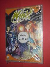 DVD ANIMAZIONE- DA COLLEZIONE- WINX CLUB- SIGILLATO
