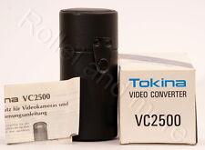 Tokina Super-Tele Converter VC2500 Video-Line