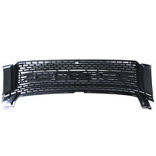 For Ford Ranger T6 2012-2014 Black front grille vent grid trim set