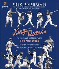 Kings of Queens : The Amazing Lives of the '86 Mets AUDIOBOOK Unabridged Unopene
