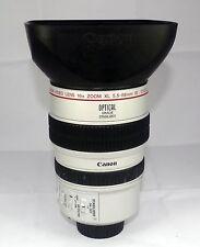 Canon Vidéo Objectif 16x Zoom XL 5.5-88mm is f/1.6-2.6