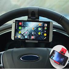 Universal halterung KFZ Auto Lenkrad Smartphone Navi Halterung Handyhalterung