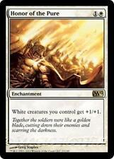 HONOR OF THE PURE M12 Magic 2012 MTG White Enchantment RARE