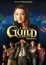 The Guild: Season 6 DVD, Ted Michaels, Vincent Caso, Jeff Lewis, Amy Okuda, Sand