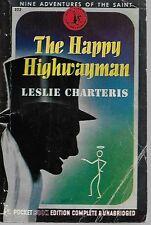 THE HAPPY HIGHWAYMAN - Leslie Charteris, Ed.