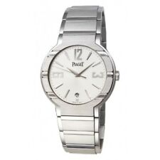 Piaget Polo G0A26019 Silver Dial Stainless Steel Ladies Watch Sapphire Crystal