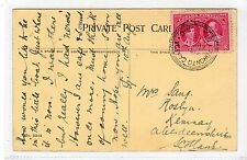 Picture postcard with TORONTO CANADA STA postmark (C22213)