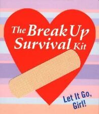 THE BREAK UP SURVIVAL KIT  NEW  MOVE ON FROM A BREAKUP  MINI BOOK  HUMOR  COPING