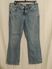 Levis 515 Boot Cut Blue Jeans Woman Size 8 M hip hugger EUC low rise